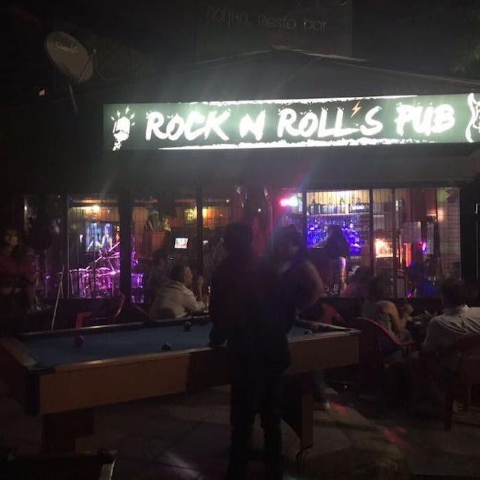 Rock N Rolls 12